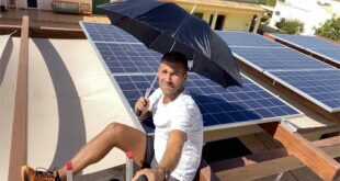 How SHADE Affects a Solar Panel PV System with Central Inverter