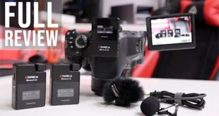 Dual WIRELESS Microphone Kit Comica Boom X D   Full Review