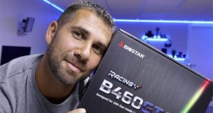 Biostar B460 GTA … A Simple Motherboard with a Lot of POTENTIAL !!!