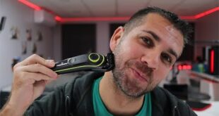 Lets Trim this BEARD with Braun BeardTrimmer 3 😉