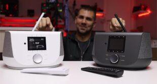 A Truly SMART Radio !!! HAMA Internet Radio